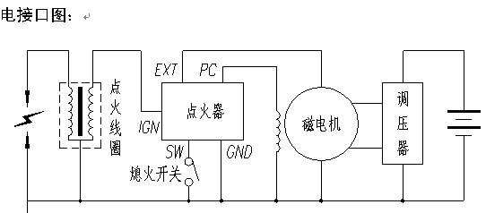 断火接线图和原理图